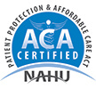 Patient Protection and Affordable Care Act Certified