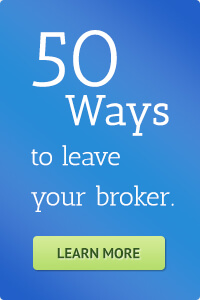 50 ways to leave your broker